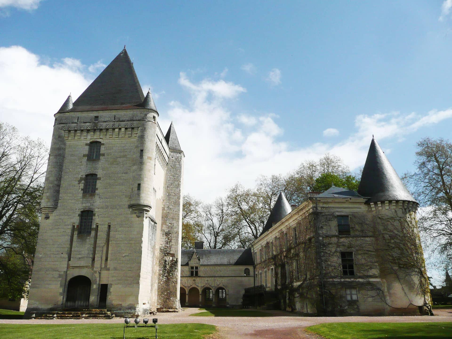 Le Château d'Argy