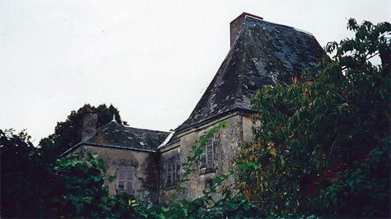 Chateau d'Allogny - demeure de prestige
