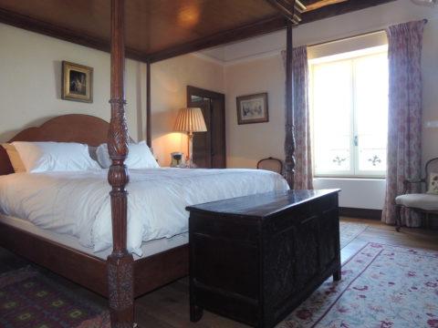 Location - Chambre compte du château d'Allogny