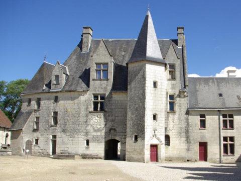 Château de Palluau-sur-Indre