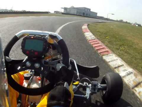 KARTING Chatillon-Indre