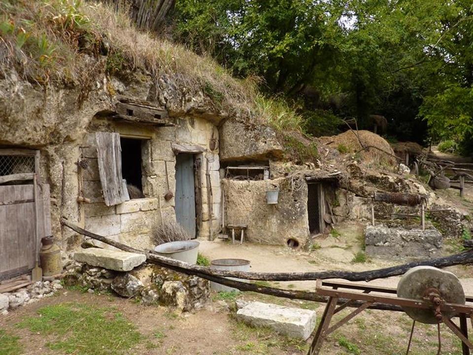 La vallée Troglodytique des Goupillières
