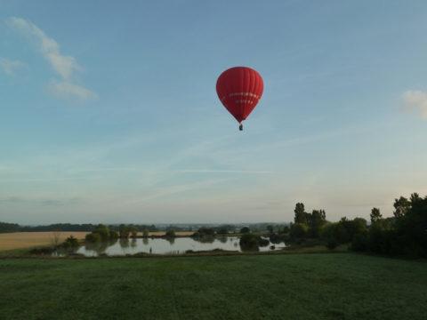 Labrenne - Montgolfiere