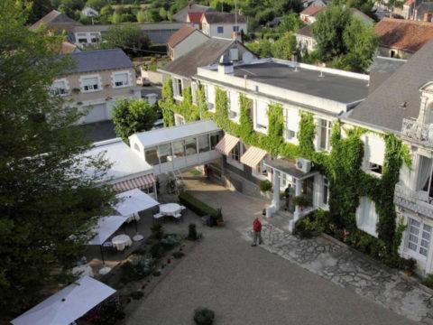 Restaurant - L'Hermitage
