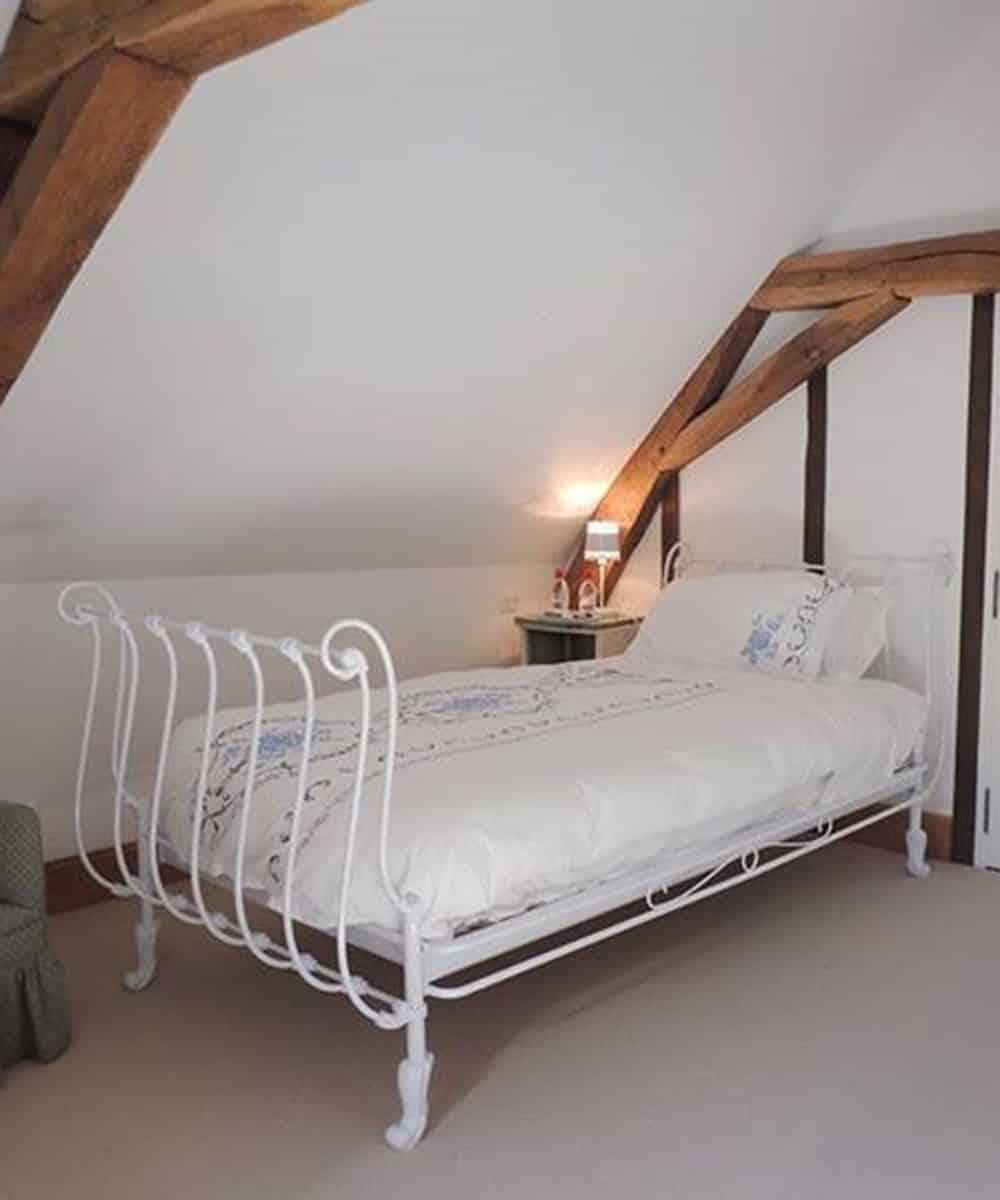 Location - Chambre double du château d'Allogny