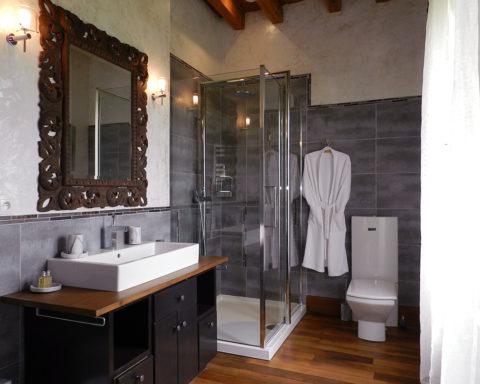 Château d'Allogny - Salle de bain détente