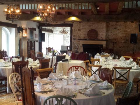 Location de la Salle de mariage du château d'Allogny
