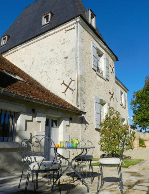 Chateau d'Allogny, lieu de réception