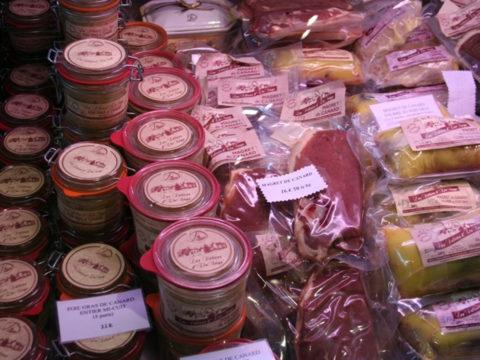 Foie gras de la ferme